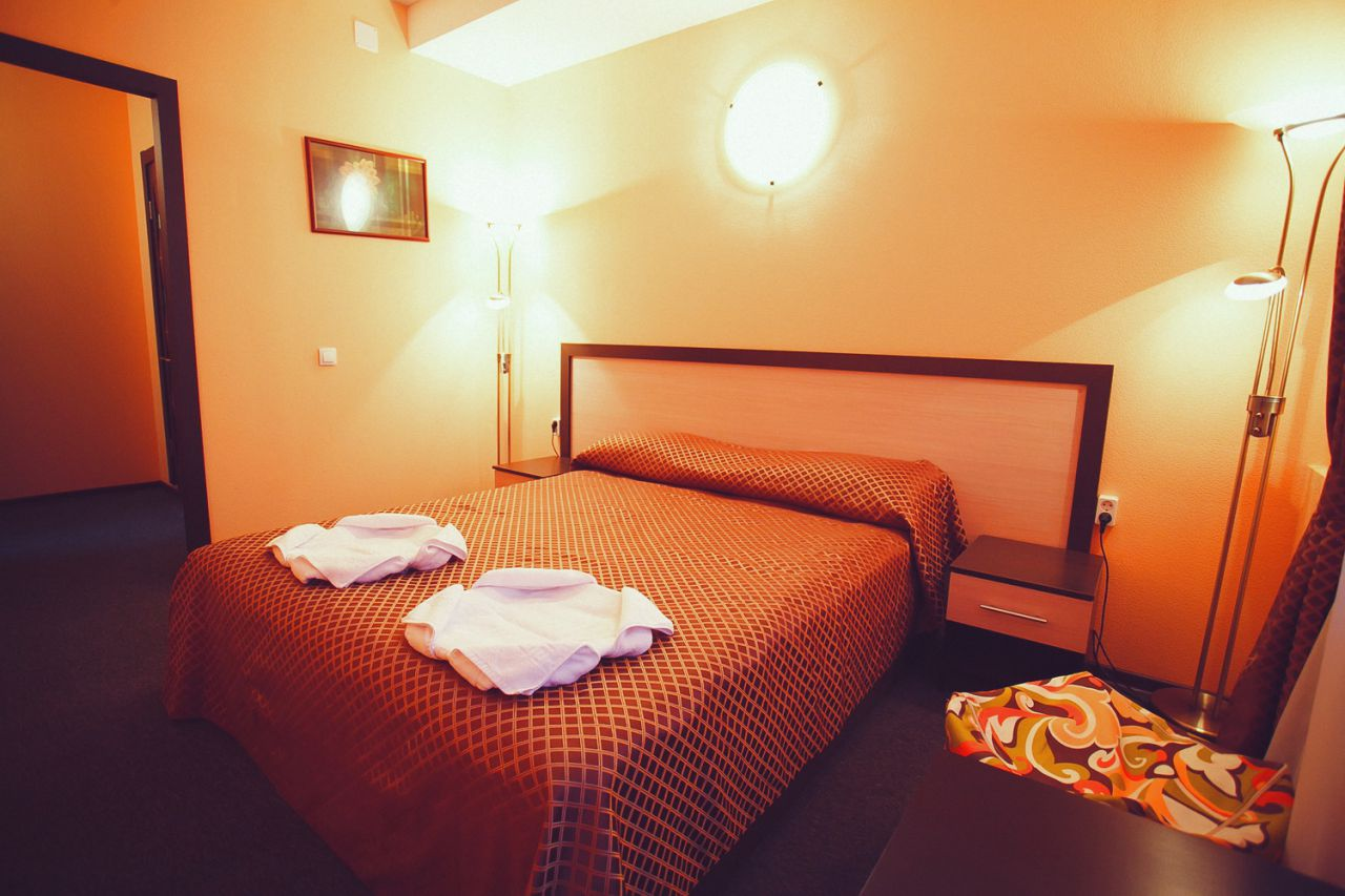 мини отель отдых 1: