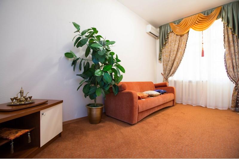 Гостиница Шафран, Краснодар — гарантия лучшей